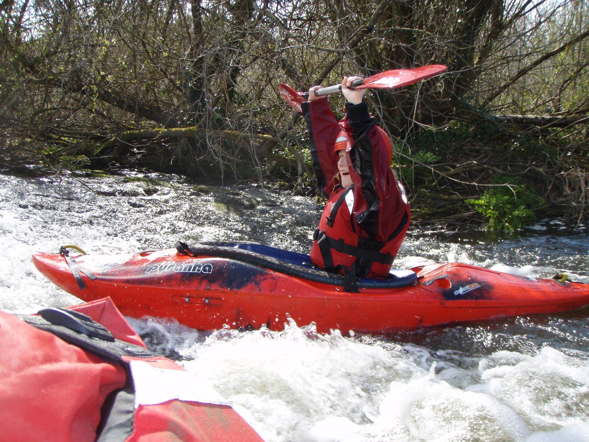 Kayaking Courses